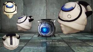 Hat - Wheatley by Piranhartist