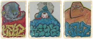 StickerCards by Keyz13