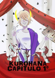 Kurohana- cover 1 by cookiefiolee