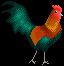 Rooster by Legendarypixel