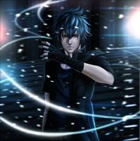 Noctis Lucis Caelum | Final Fantasy XV by DivineImmortality