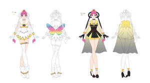 Sailor Ceres Concept Art II by Butterfly--Empress