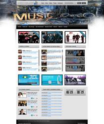 Music Portal by Downgraf