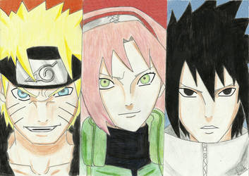 Team 7 is back. by Leeeh-Chan