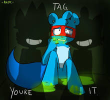 Tag, You're It. by ImKatte