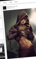 Lara Croft by Grobi-Grafik