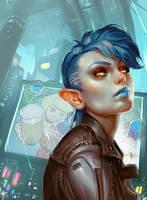 Shadowrun by Grobi-Grafik