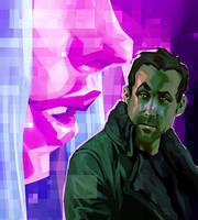 Blade Runner by Grobi-Grafik