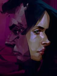 Jessica Jones by Grobi-Grafik