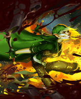 Warhammer Vermintide 2 Fanart by Grobi-Grafik