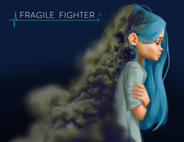 Fragile Fighter by Grobi-Grafik