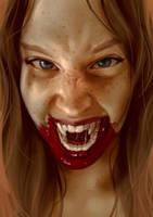 Vampire by Grobi-Grafik