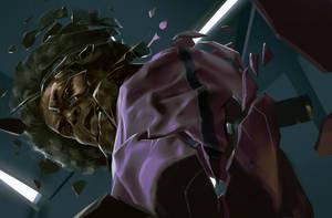 Mr Glass by Grobi-Grafik