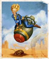 Fallout by Grobi-Grafik