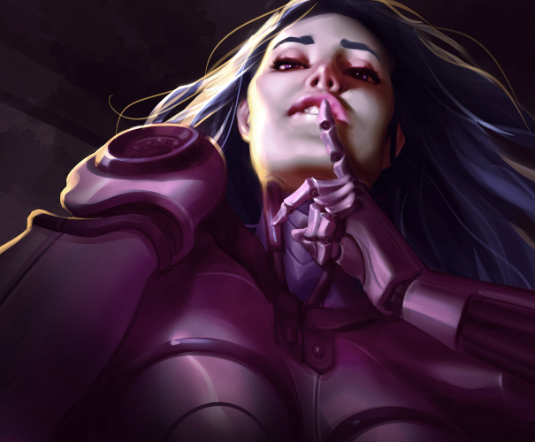 Ssshhh... by Grobi-Grafik