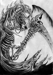 Biomech Death by ZmeyMH