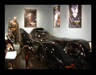 The Batmobile by Postmorteum