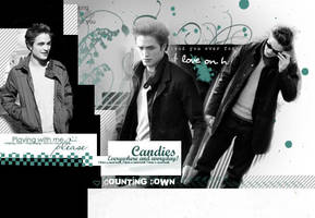 Robert Pattinson Web by SmartieDesign