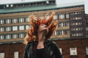 I Am the Fire by VelvetRedBullet