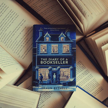The Diary of a Bookseller by VelvetRedBullet