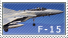 F-15 Stamp by pauldy