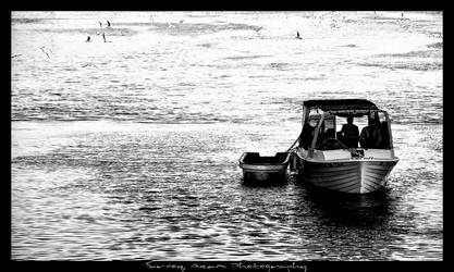 Rescue Boat by Fooki