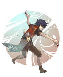 Assassin: Shadow Mimickery by Unodu