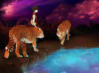Tiger_x_ by Unodu
