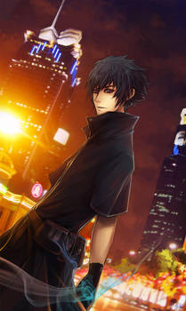 Noctis by Unodu