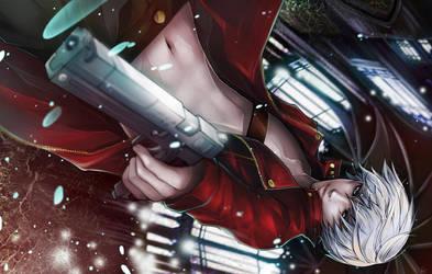 Dante by Unodu