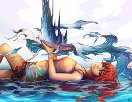 Aquarius by Unodu