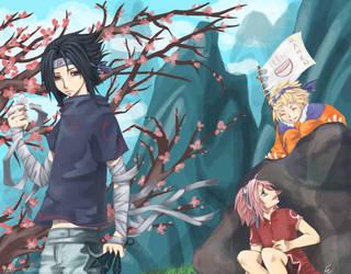 Naruto by Unodu