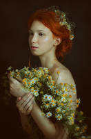 Camomile Princess by Helea1