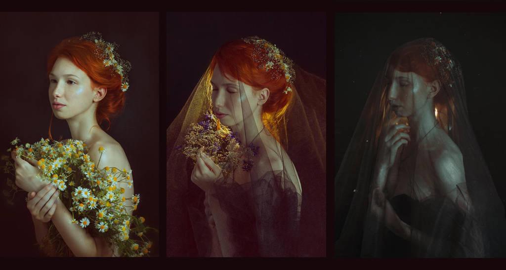 Flowering - Extinction - Grief by Helea1