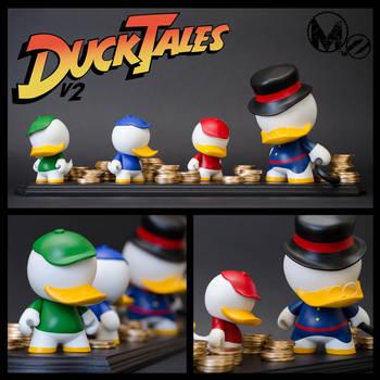 DuckTales-v2 by MindoftheMasons