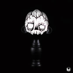 Princess - Necrotic Skulls by MindoftheMasons