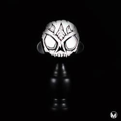 Prince - Necrotic Skulls by MindoftheMasons