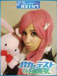 Himeji bunny x3 by Sphira