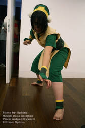 Toph - Avatar by Sphira