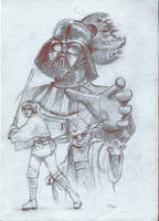 The Force by selewyn