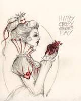 Queen-of-heart by selewyn
