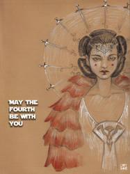 Amidala by selewyn