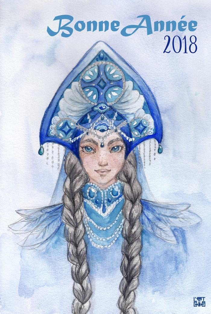 Russian Girl by selewyn