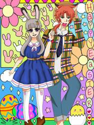 Happy Easter 2016! by DudeImmaGirl
