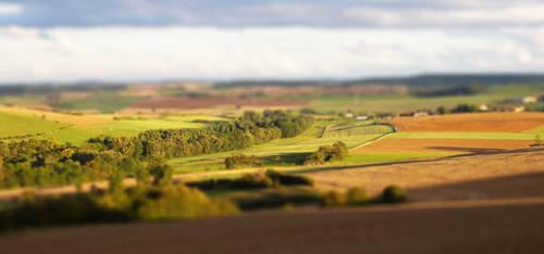 Small Countryside by Mylestrom