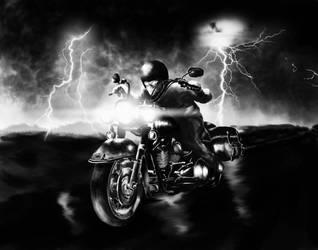 Rider by Mylestrom