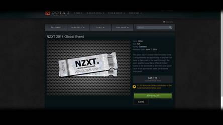 NZXT  Dota 2 Fan Made Tournament by Xpertfall