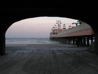 Daytona Pier by jamie1116