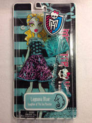 Monster High Lagoona Blue Basic Fashion Pack NEW by msteeq