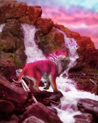 memories of summer by wolf-alchemy